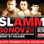 Carte officielle - SLAMM1